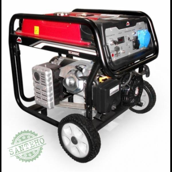 Генератор бензиновый Vulkan SC6000, купить Генератор бензиновый Vulkan SC6000