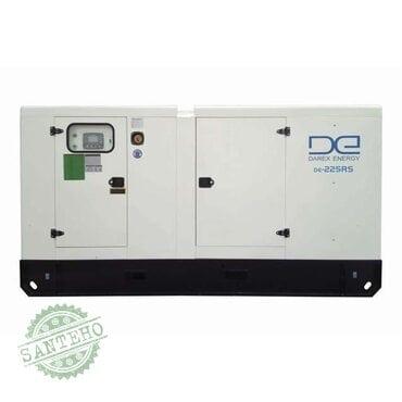 Дизельный генератор DAREX DE-225RS Zn