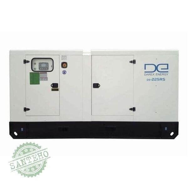 Дизельный генератор DAREX DE-225RS Zn, купить Дизельный генератор DAREX DE-225RS Zn