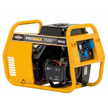 Генератор бензиновый Briggs & Stratton ProMax 7500EA