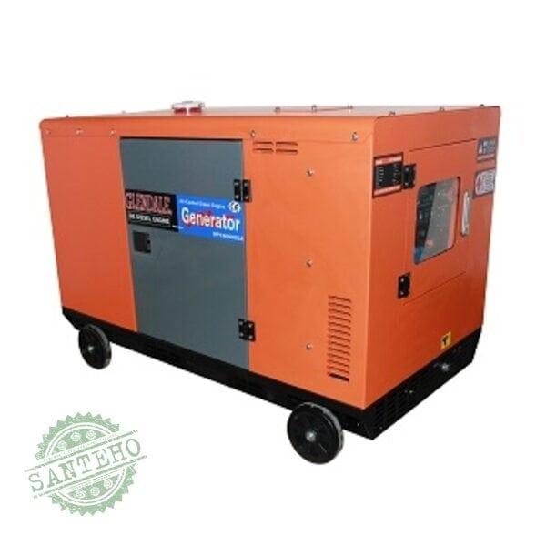Дизельная электростанция Glendale DP15000SLE/1 АВТОЗАПУСК
