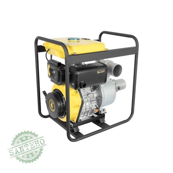 Мотопомпа дизельная Кентавр КДМ-100Б (2020)