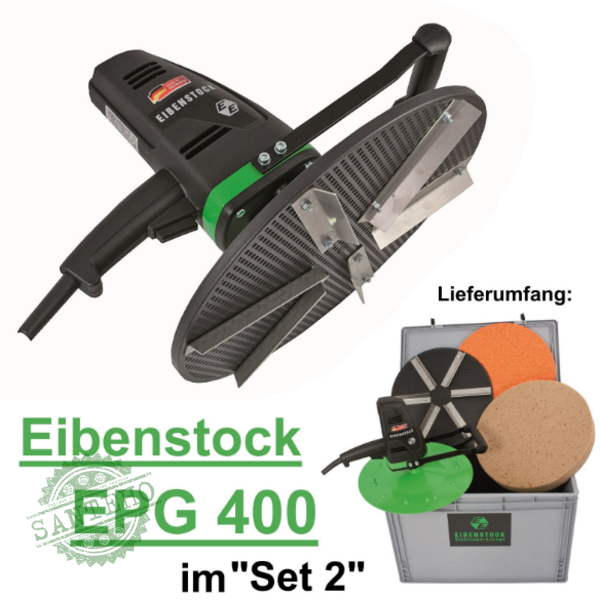 Машина для выравнивания штукатурки Eibenstock EPG 400