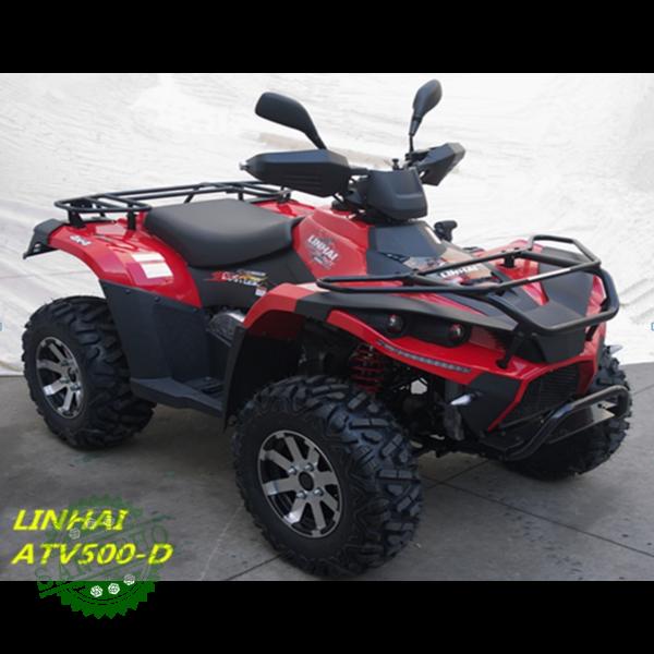Квадроцикл LINHAI LH500ATV-D