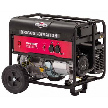 Генератор бензиновий Briggs & Stratton Sprint 6200A