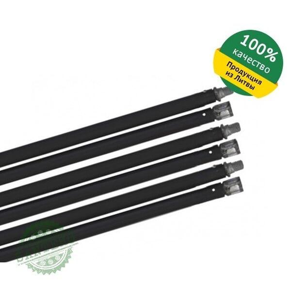 Комплект гибких ручек HANSA для чистки дымоходов (Литва)