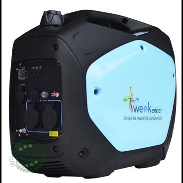 Інверторний генератор WEEKENDER GS2200I