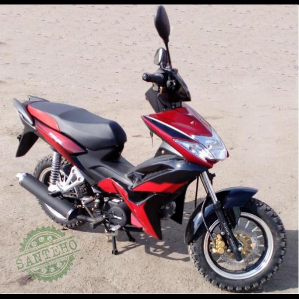 Мотоцикл SPARK SP125С-4WQ