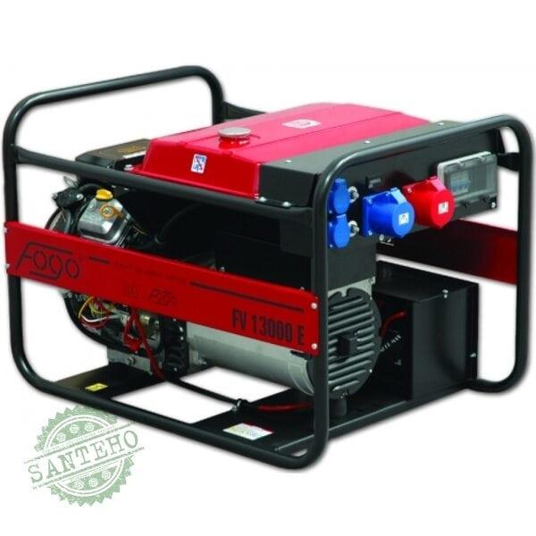 Генератор бензиновый Fogo FV 13000 E - 3 фазный