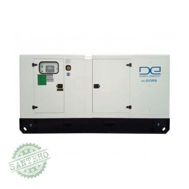 Дизельный генератор DAREX DE-210RS Zn