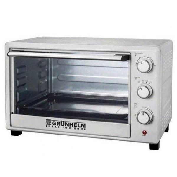 Электрическая печь с грилем Grunhelm GN33A