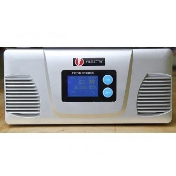 Источник бесперебойного питания с подключением внешних аккумуляторных батарей NBY 300W
