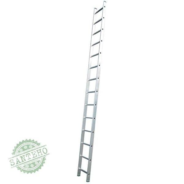 Лестница приставная TOSS 7114