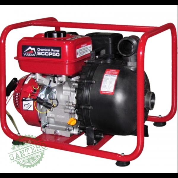 Мотопомпа бензиновая Vulkan SCCP50