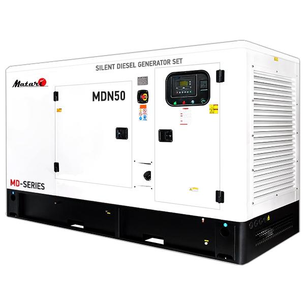 Дизельный генератор Matari MDN50