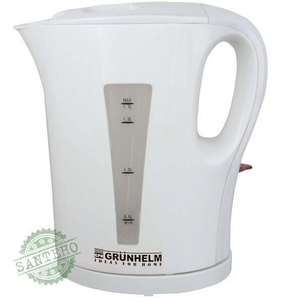 Электрический чайник GRUNHELM EKP-2217I ( белый), купить Электрический чайник GRUNHELM EKP-2217I ( белый)