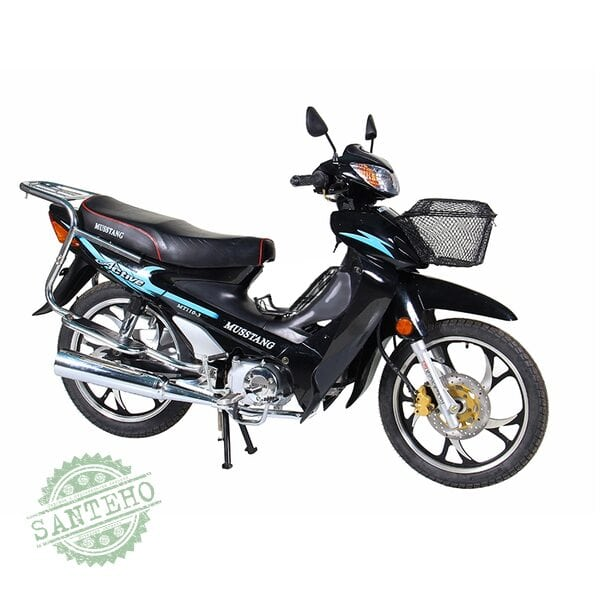 Мопед Musstang Active MT110-3, купить Мопед Musstang Active MT110-3