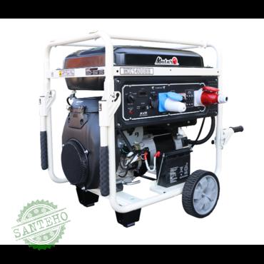 Генератор бензиновий Matari MX14003EA ATS MATARI  1P64/3P32