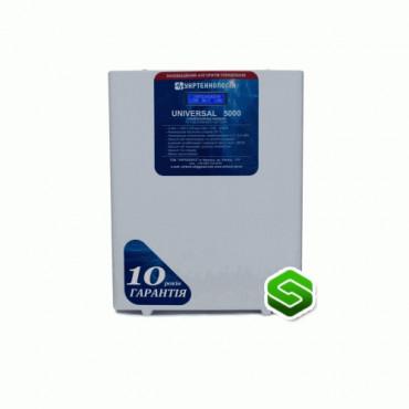 Стабилизатор напряжения Укртехнология Universal НСН-5000 HV