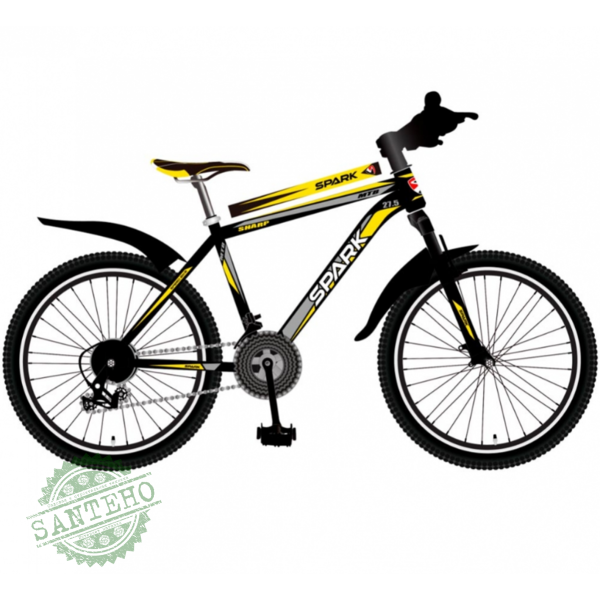 Велосипед Spark SHARP TD27.5-17-18-006