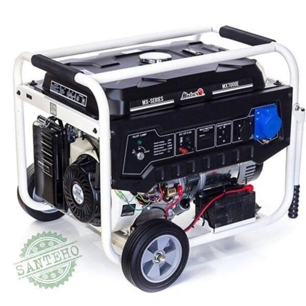 Генератор бензиновий Matari MX9000EА ATS MATARI  1P50/3P25                                 , купить Генератор бензиновий Matari MX9000EА ATS MATARI  1P50/3P25