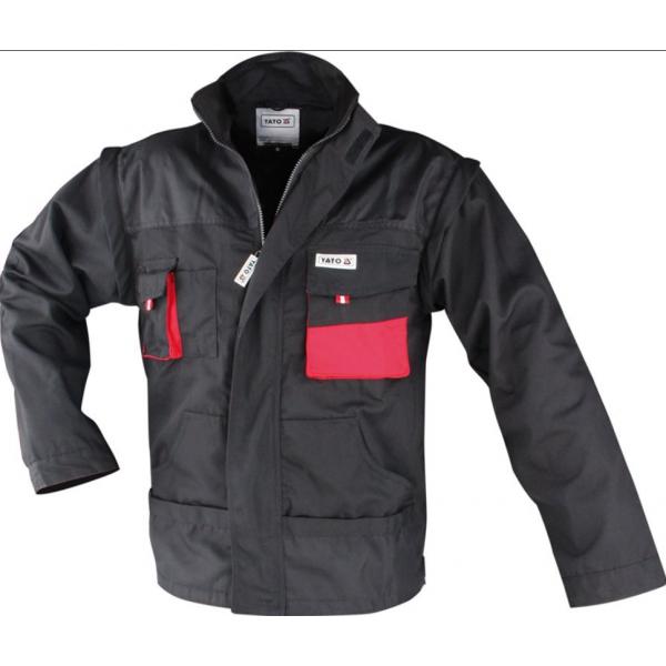 Куртка жилет рабочая мужская S Yato YT-8020