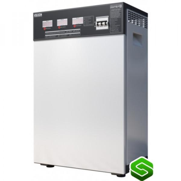 Трёхфазный стабилизатор напряжения Ампер У 12-3-40А, купить Трёхфазный стабилизатор напряжения Ампер У 12-3-40А