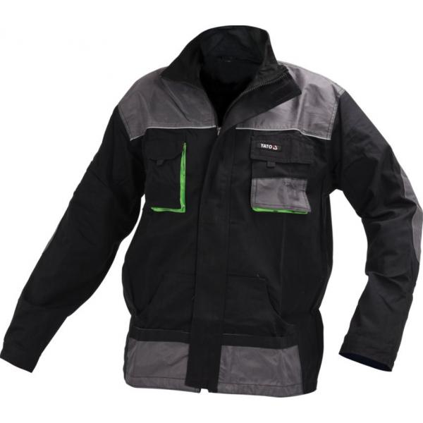Куртка робоча розмір S бавовна Yato YT-80158