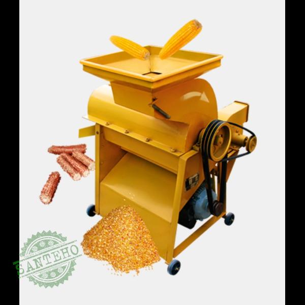 Молотилка початков кукурузы ДТЗ 5TY-4.5(с двигателям)