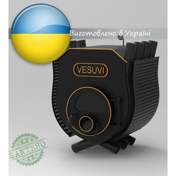 Печь БУЛЕРЬЯН «VESUVI» с варочной поверхностью «02», купить Печь БУЛЕРЬЯН «VESUVI» с варочной поверхностью «02»