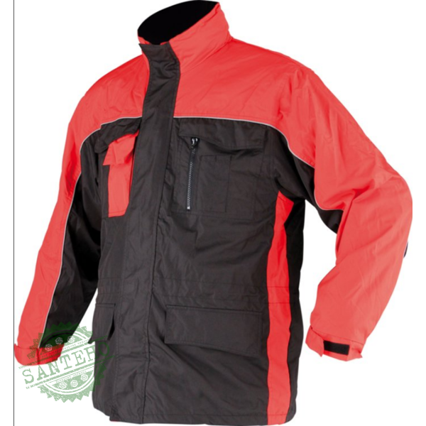 Рабочая утепленная куртка с подкладкой DORRA XL Yato YT-80383