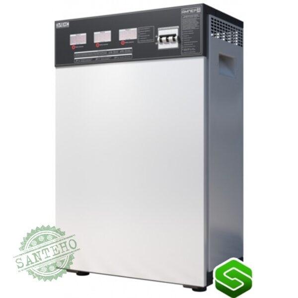 Трифазний стабілізатор напруги Ампер У 12-3-50А, купити Трифазний стабілізатор напруги Ампер У 12-3-50А