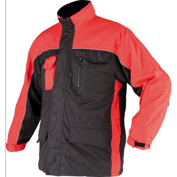 Рабочая утепленная куртка с подкладкой DORRA XXL Yato YT-80384