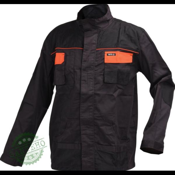 Куртка робоча бавовна XXL Yato YT-80904