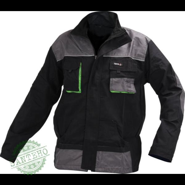 Куртка робоча розмір XXXL бавовна Yato YT-80163