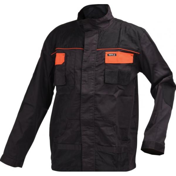 Куртка робоча бавовна XXXL Yato YT-80905