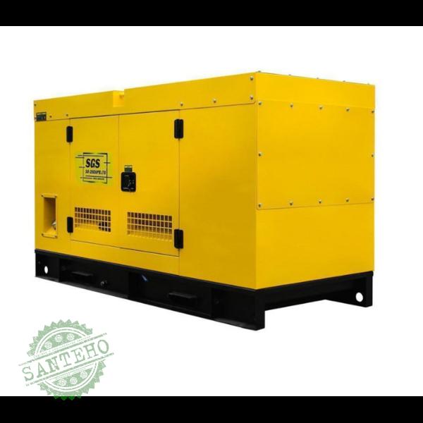 Генератор дизельный SGS 70-3SDAPB.230, купить Генератор дизельный SGS 70-3SDAPB.230