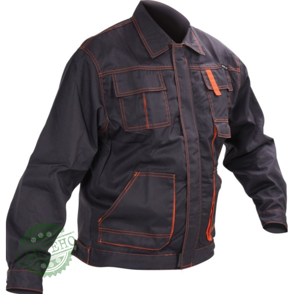 Куртка робоча бавовна XL Yato YT-80398