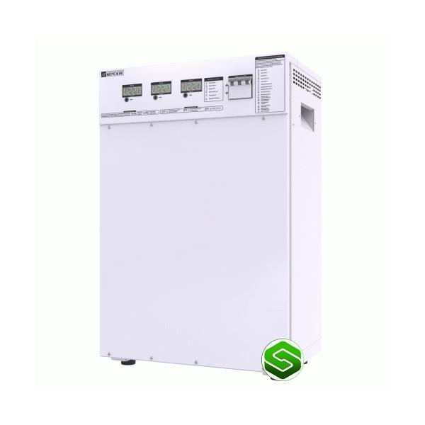 Трёхфазный стабилизатор напряжения Мережик 9 х 3-11, купить Трёхфазный стабилизатор напряжения Мережик 9 х 3-11