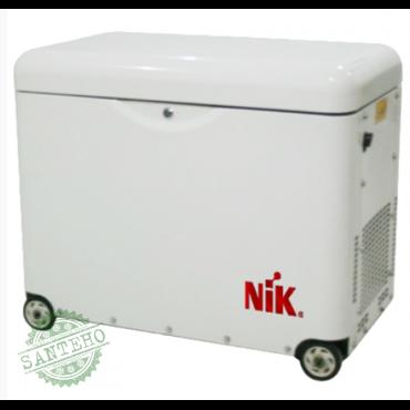 Дизельный генератор NIK DG7500(380в)