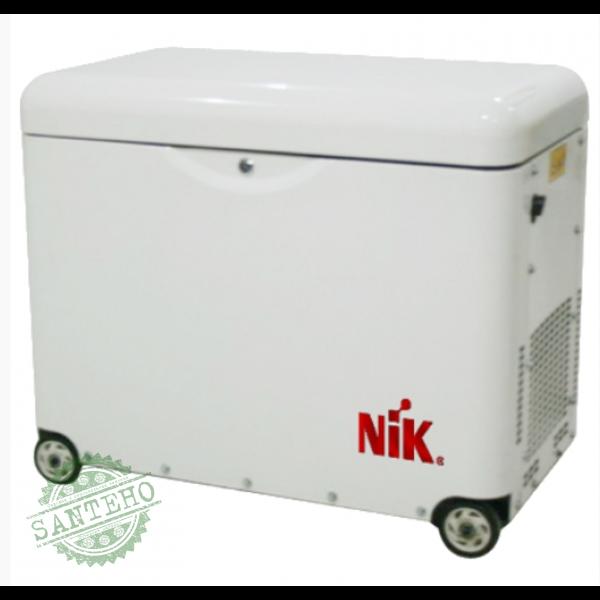 Дизельный генератор NIK DG7500(380в), купить Дизельный генератор NIK DG7500(380в)