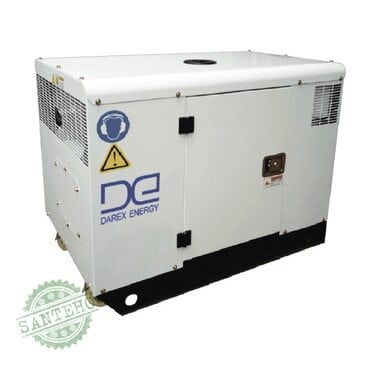 Дизельный генератор DAREX DE-12000 S 3