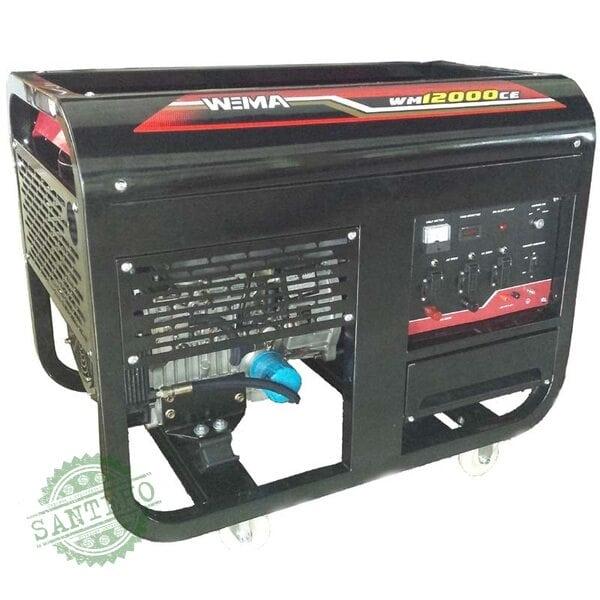 Дизельный генератор Weima WM12000CE-3