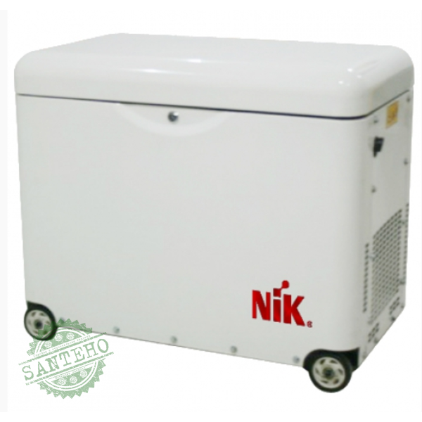 Дизельный генератор NIK DG7500 , купить Дизельный генератор NIK DG7500