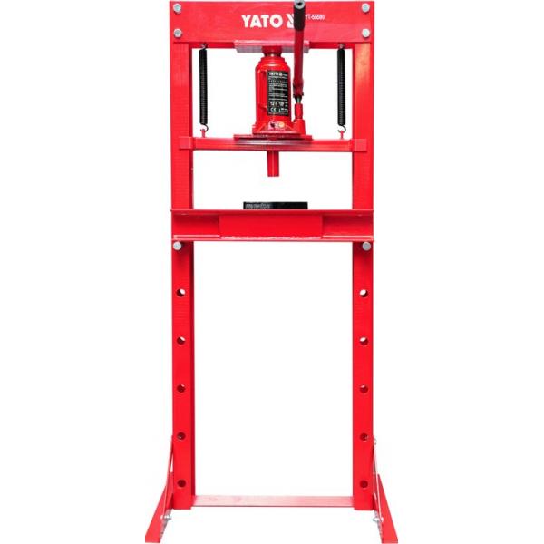 Гидравлический ручной пресс  для автосервиса Yato YT-55580