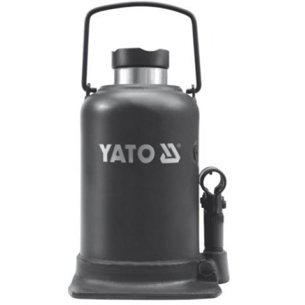 Домкрат гідравлічний пляшковий YATO YT-1706