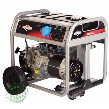 Генератор бензиновый Briggs & Stratton Sprint 6250A