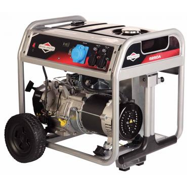 Генератор бензиновий Briggs & Stratton Sprint 6250A