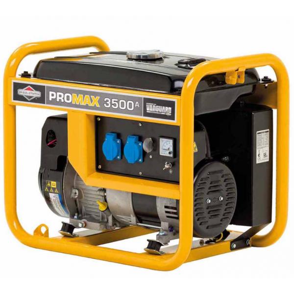 Генератор бензиновый Briggs & Stratton ProMax 3500A , купить Генератор бензиновый Briggs & Stratton ProMax 3500A