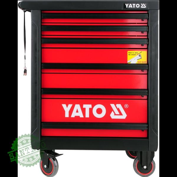 Инструментальный ящик YATO YT-0902